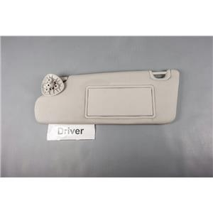 2006-2011 Chevrolet HHR Sun Visor Driver Side with Covered Mirror and Adjust Arm