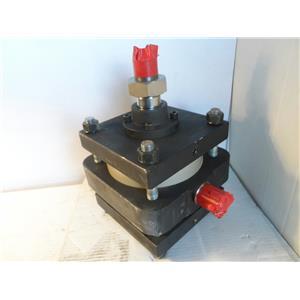 SMC Pneumatic Cylinder CS1TN200-100