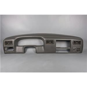 1999-2004 Ford F250 F350 Dash Trim Bezel with Vents and Airbag Switch
