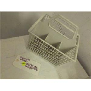 GENERAL ELECTRIC DISHWASHER WD28X245 WD28X5075 SILVERWARE BASKET USED
