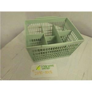 HOTPOINT DISHWASHER 2090-0001 SILVERWARE BASKET USED