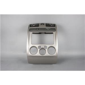 04-2011 Chevrolet Colorado Radio Climate Dash Trim Bezel Traction Control Vents