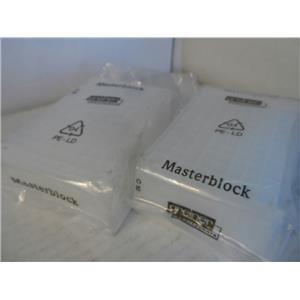 Greiner Masterblock 96-Well Deep Well Microplates Qty 2 New
