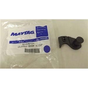 MAYTAG WHIRLPOOL REFRIGERATOR 61005724 DOOR CLOSER W/ CUP  NEW
