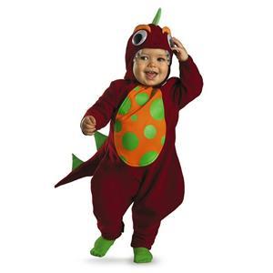 Disguise Dinomite Dino Dinosaur Toddler Child Infant Costume 12-18 Months