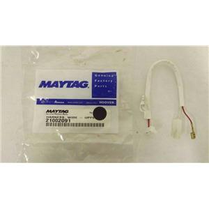 MAYTAG WHIRLPOOL WASHER  21002091 UPPER WIRE HARNESS NEW
