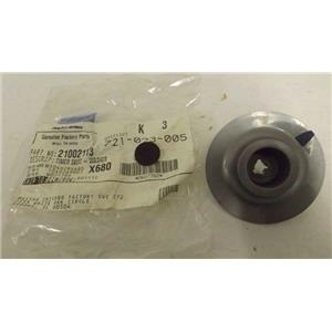 MAYTAG WHIRLPOOL WASHER 21002113 TIMER SKIRT NEW