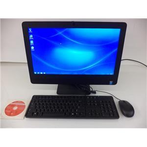 """AS IS - Dell 44K9G OptiPlex 3030 19.5"""" AIO Desktop i3-4160 3.6GHZ 4GB 500GB"""