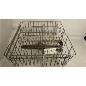 MAYTAG WHIRLPOOL DISHWASHER W10240139 UPPER RACK USED