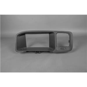 2013 Volvo S60 Front Center Vent Screen Display Navi Dash Trim Bezel