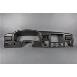 2006 Ford F350 Dash Trim Bezel with Vents & Light Switch