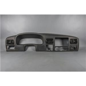 2007 Ford F250 Dash Trim Bezel with Vents & Passenger Airbag Lock