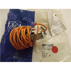 GENERAL ELECTRIC STOVE WB17X210 TERMINAL BLOCK KIT NEW