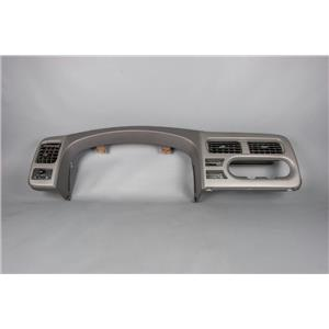 2001 Nissan Xterra Dash Trim Bezel with Vents and Mirror Switch