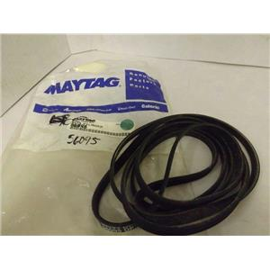 MAYTAG WHIRLPOOL AMANA DRYER 56095  BELT, CYLINDER NEW
