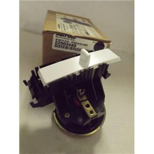 MAYTAG WHIRLPOOL WASHER 22003489 PRESSURE SWITCH NEW
