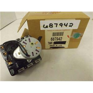 KENMORE DRYER 687942 TIMER NEW