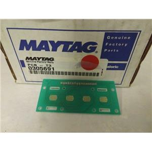 MAYTAG WHIRLPOOL STOVE 0305691 PCB NEW
