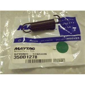 MAYTAG WHIRLPOOL DRYER 35001278 TENSION SPRING NEW