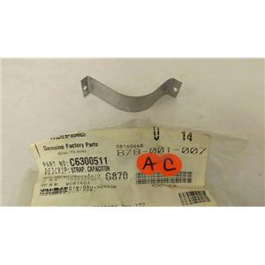 MAYTAG WHIRLPOOL AIR CONDITIONER C6300511 STRAP CAPACITOR NEW