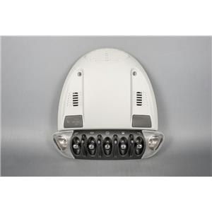2007-2014 Mini Cooper Overhead Console with Dome Map Lights and Roof Switches