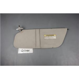 1999-2001 Ford F250 F350 Driver Side Sun Visor with Strap