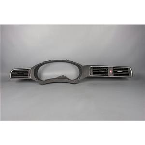 2014 Volkswagen Jetta Dash Trim Bezel with Vents & Hazard Switch