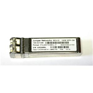 Juniper 740-021308 EX-SFP-10GE-SR SFP 10GBASE-SR SFPP-10GE-SR Transceiver