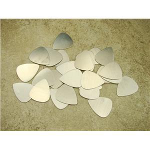 Lot of 24 ImpressArt Aluminum Craft Guitar Picks Stamping Blanks