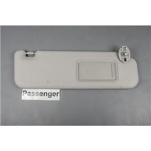 2008-2013 Scion xB Passenger Side Sun Visor with Covered Mirror