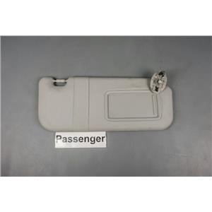 09 10 Vibe 09 10 11 12 13 Corolla Passenger Side Sun Visor with Covered Mirror