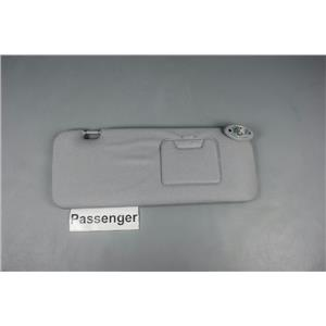 01-03 Toyota Rav4 Passenger side Sun Visor with Covered Mirror and Extend Panel