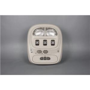 02-09 Chevrolet Trailblazer GMC Envoy Overhead Console Sunroof Vents Switches