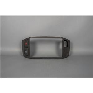 2003 2004 2005 Honda Pilot Radio Dash Trim Bezel with Hazard & VTM Lock