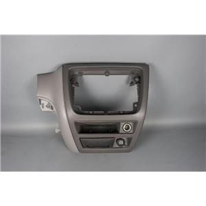 Ford Taurus Center Radio Climate Bezel  2 12 Volt Outlets  Ash Tray 2001-2007