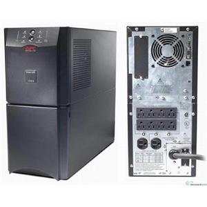 APC SUA2200 SMART-UPS 2200VA 1980W 120V USB Power Backup Tower UPS New Batteries