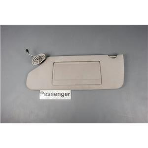 2001-2006 Chrysler Sebring Dodge Stratus Passenger Sun Visor with Homelink