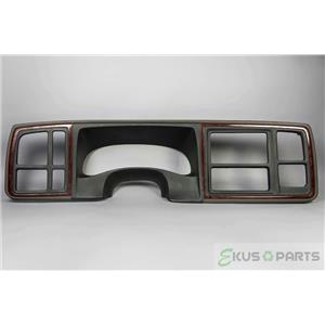 2003-2006 Cadillac Escalade Dash Trim Bezel for Double DIN