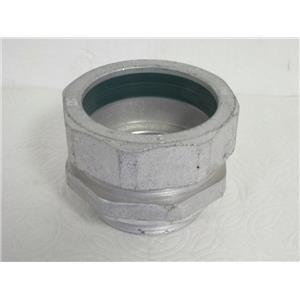 "Smith/Cooper International 3"" Liquidtight Malleable Iron Conduit Fitting"