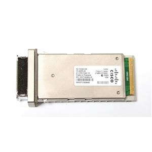 Cisco X2-10GB-SR 10GBASE 10 Gigabit Genuine Transceiver 10-2205-04