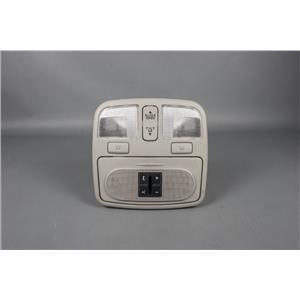 2006-2010 Hyundai Sonata Overhead Console w/ Sunroof Switch & Bluetooth Controls