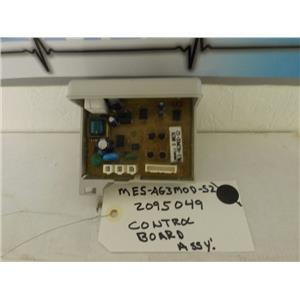 SAMSUNG MAYTAG WASHER  MES-AG3MOD-S2  2095049 CONTROL BOARD ASSEMBLY USED