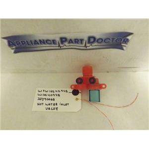 MAYTAG KENMORE WASHER  WPW10240948 W10240948 33390068 HOT WATER INLET VALVE USED