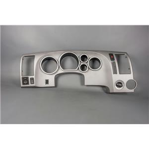 2007-2011 Toyota Tundra Dash Trim Bezel w/ Mirror, 4WD & Info Switches
