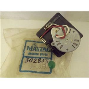 MAYTAG WHIRLPOOL DRYER 302833 TIMER NEW