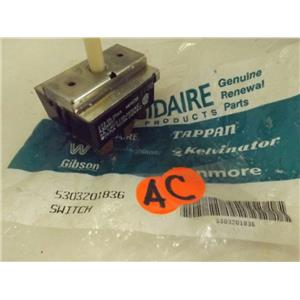 FRIGIDAIRE KENMORE AIR CONDITIONER 5303201836 SELECTOR SWITCH NEW