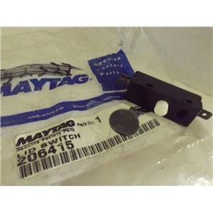 MAYTAG WHIRLPOOL WASHER 206415 LID SWITCH NEW