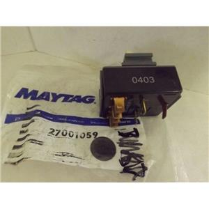 MAYTAG WHIRLPOOL WASHER 27001059 TEMPERATURE SWITCH (6 POS) NEW