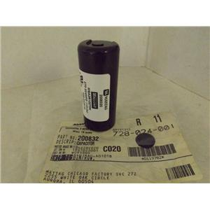 MAYTAG WHIRLPOOL WASHER 200832 CAPACITOR NEW