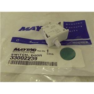 MAYTAG WHIRLPOOL DRYER 33002239 DOOR SWITCH NEW